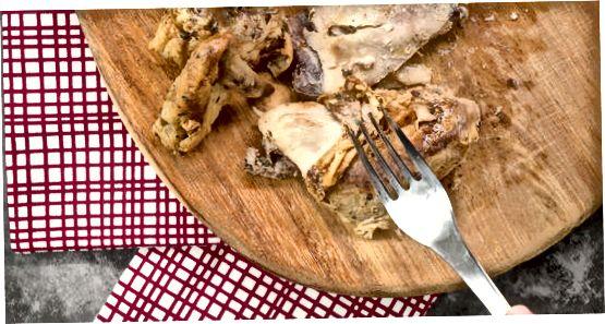 Điều tra gà nấu chín