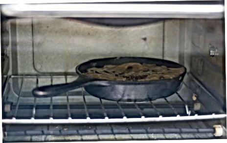 Shokolad Chip Skillet Cookie