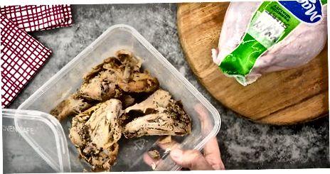 Kana säilitamise ülevaade