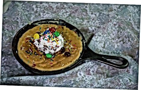 Skillet Shakar Cookie