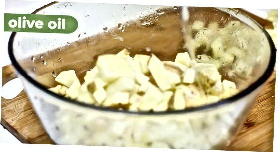 Прављење слатких и зачињених кромпира