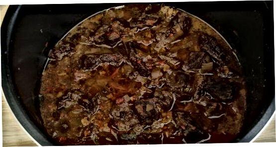Marinade fyrir Mutton Curry