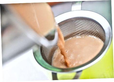 Alaus karališko pieno (saldžiosios arbatos)