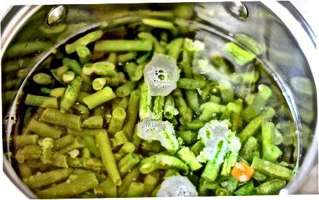 Приготування запіканки з зеленої квасолі без глютену