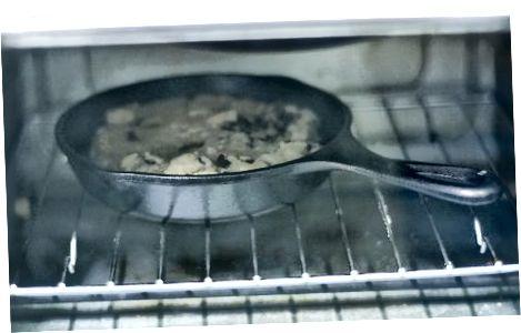 Glyutensiz skilletli cookie