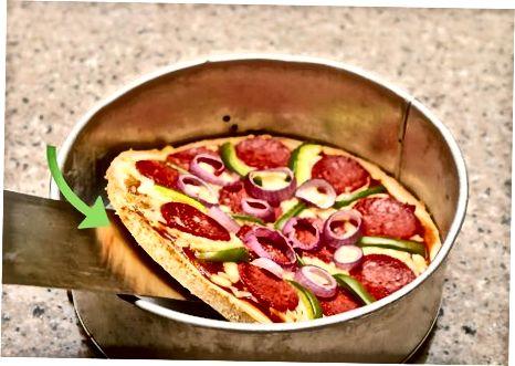 Assar a Pizza