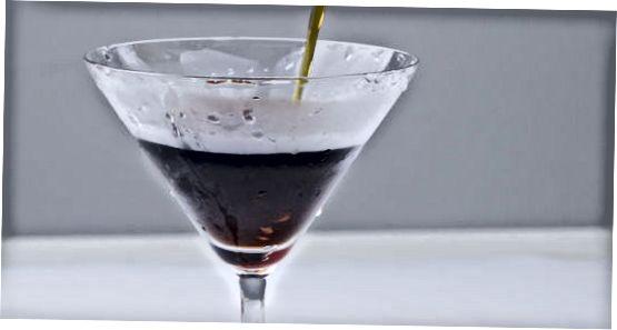 Martini aralashtirish