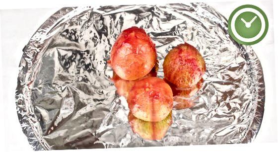 Pomidorlarni tozalash va saqlash
