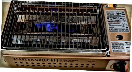 Prae grillimine