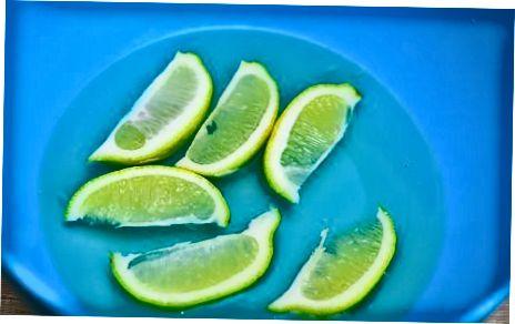 Limon siropini tayyorlang