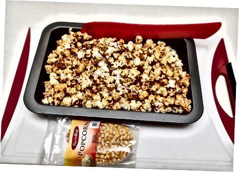 Å lage kettle Corn Variations