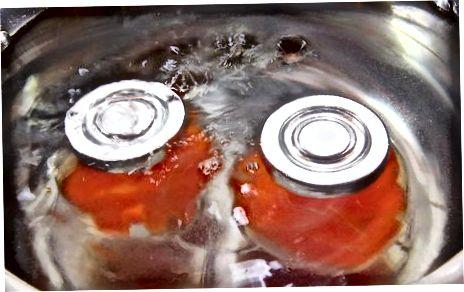 Киселе паприке и конзервиране паприке
