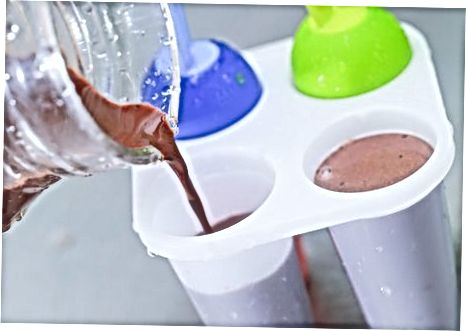 Milkshake Popsicles