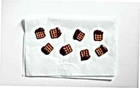 Shkrirja e çokollatës