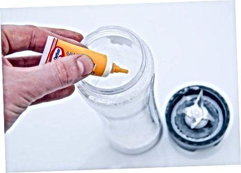 Ləzzət ekstraktları ilə Sherbet tozu hazırlamaq