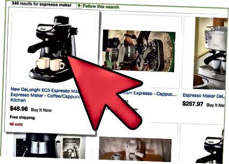 Купівля автоматизованої машини Еспресо
