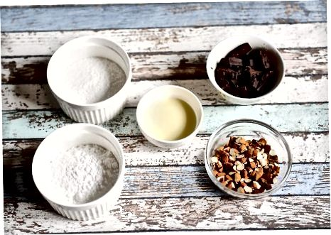 Chocolade-bedekt kokossnoep maken