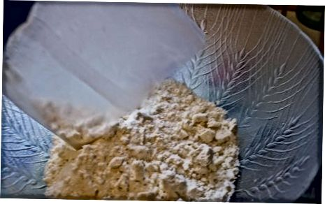 Cuisson au bicarbonate de soude au lieu des œufs et de l'huile