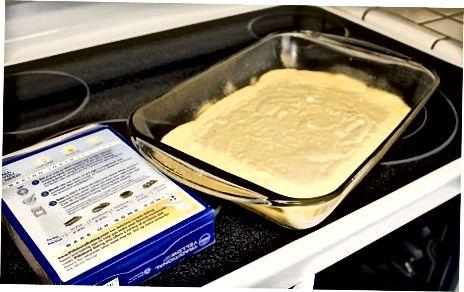Cozimento com refrigerante em vez de ovos e óleo