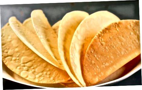 Paruoškite autentišką Meksikos Taco