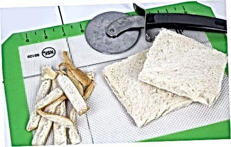 Paruošiama pasakų duona