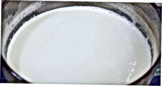 Прављење грчког јогурта од нуле