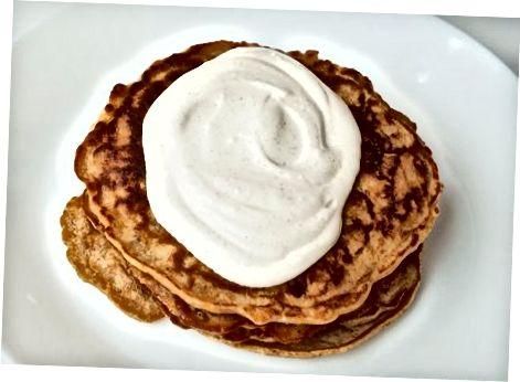 Pancakes qovurish