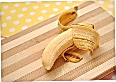 Bananlarni tayyorlash