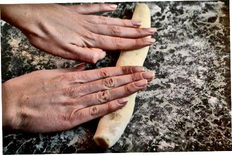 Gnocchi आकार देने