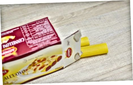 Priprava sirne mešanice