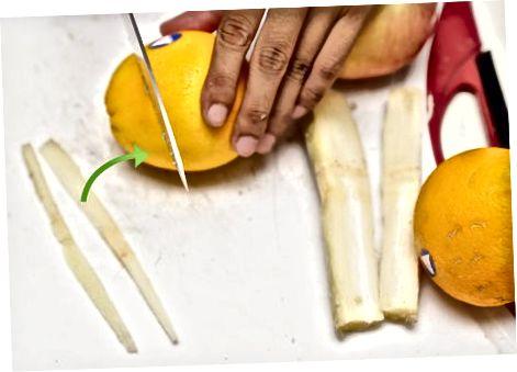 Ushqimi i kanellës së sheqerit