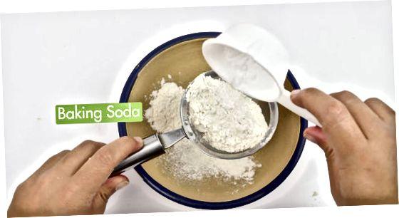 Å lage bakte sukkerkaker uten egg