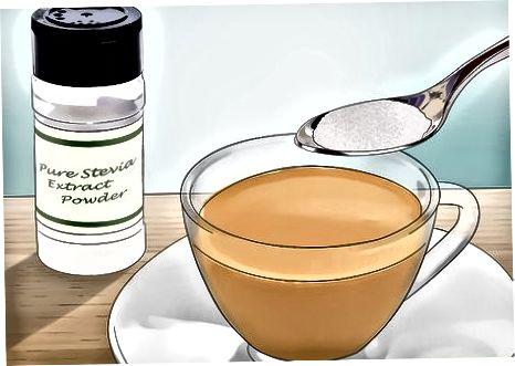 Steviyani suyuq yoki kukun shaklida ishlatish
