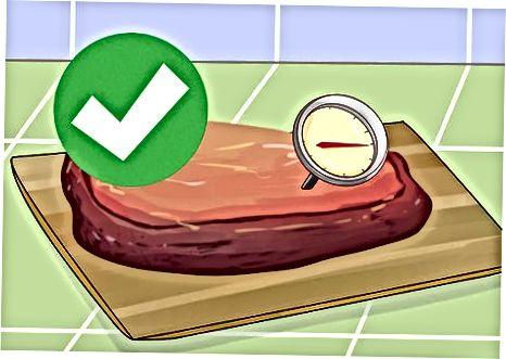 Mėsos kepimas ant grotelių