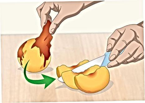 Wytwarzanie podstawowego nektaru brzoskwiniowego