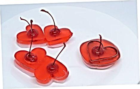 ფენიანი Sweet Heart Jell Shots