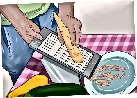 Испробајте паметне трикове како би увукли поврће у десерте