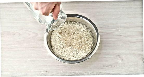Uporaba kuhalnika riža