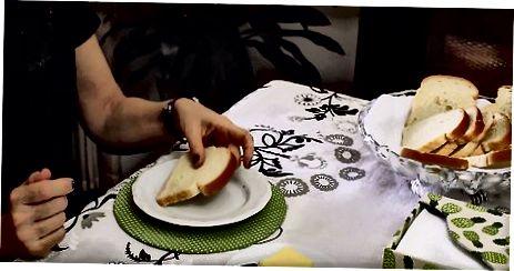 به دنبال آداب و رسوم نان و کره