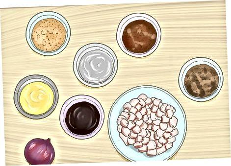 Kuhanje in serviranje piškotov