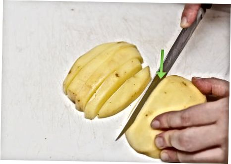 Prepping Chips (1. Fry)