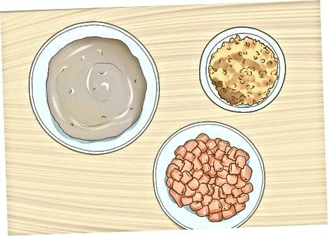 Pečenje in serviranje piškotov