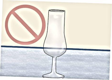 Triar els gots de degustació adequats
