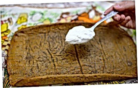 热轧姜饼蛋糕