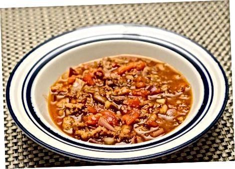 თირკმლის ლობიოს კერძების დამზადება