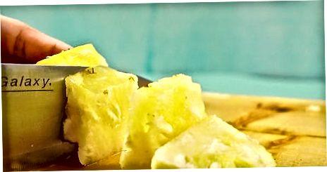 Сечење ананаса