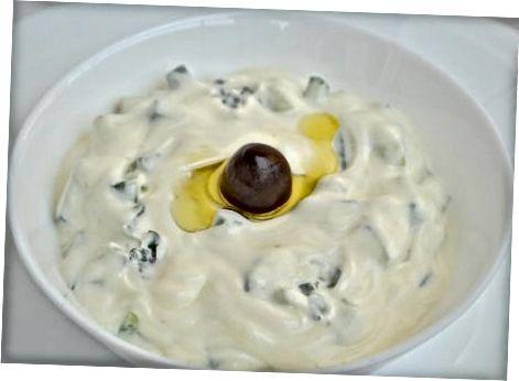 Чување и послуживање јогурта