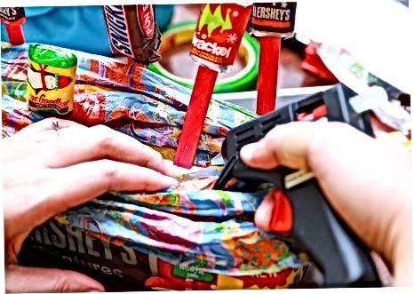Candy bar kviling