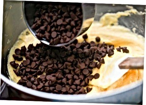 Chocolate Chip Cookie Dough [2] X Onderzoeksbron