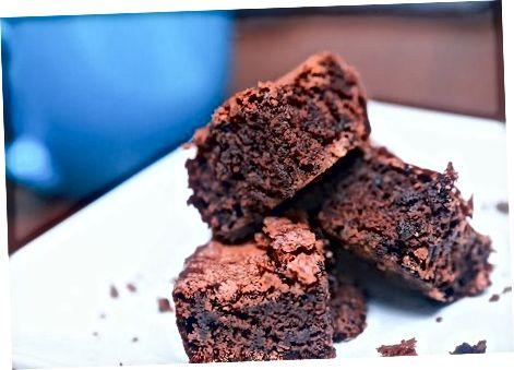 Einfach Brownies